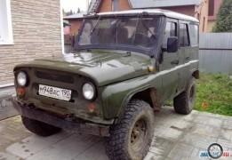 УАЗ 3151, 1990 года