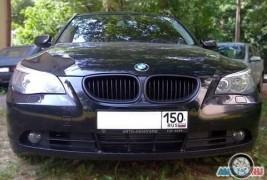 БМВ 5 серия, 2005 года