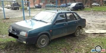 ВАЗ 21099, 1998 года