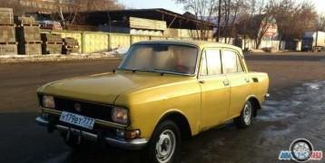 Москвич 2140, 1981 года