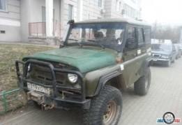 УАЗ 31519, 2006 года