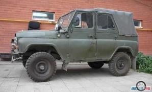 УАЗ 469, 1984 года