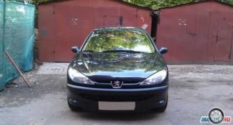 Пежо 206, 2007 года