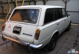 ВАЗ 2102, 1977 года
