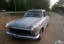 ГАЗ 21 Волга, 1963 года