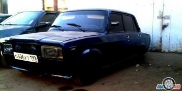 ВАЗ 2107, 2008 года