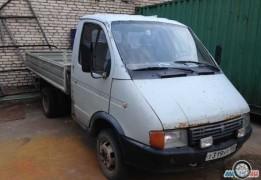 ГАЗ ГАЗель 3302, 1996 года
