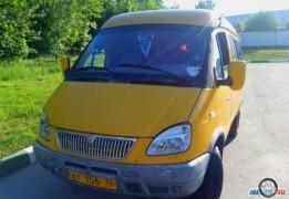 ГАЗ ГАЗель 3221, 2005 года